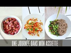 WHAT I EAT IN JUNE | mes repas vegan préférés du moment - YouTube