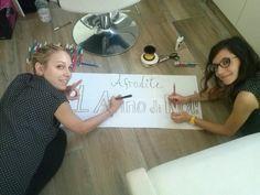 #staff #1annodinoi #Afroditedivaleriaborella