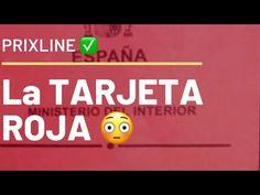 PRIXLINE ✅ La Entrevista para obtener la TARJETA ROJA en el procedimiento de Asilo en España 🧐 - YouTube