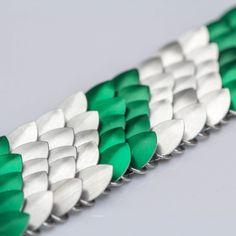 Green Dragon tie