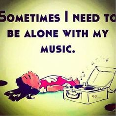 Sometimes I need to be alone with my music / music quotes / Lilo and Stitch / Disney The Words, Music Is Life, My Music, Music Guitar, Motivacional Quotes, Bitch Quotes, We Will Rock You, Friedrich Nietzsche, Music Lyrics