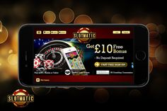 Now play online slots at Slotmatic casino on your laptop, tablet or mobile. Free fast Sign Up with welcome bonus for all new user.  Sign up now to avail £10!  http://www.casinophonebill.com/payforit-casino-mobile-uk/deposit-slotmatic/