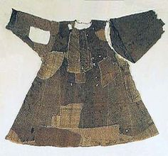 Tunic of Francis of Assisi is in St. Francesco church in Assisi (1226)