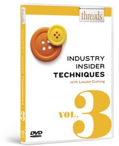 Threads Industry Insider Techniques DVD, Vol. 3