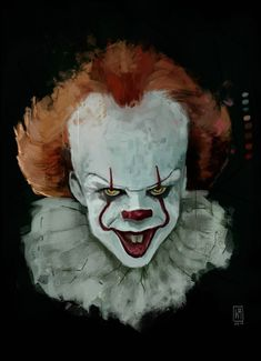 IT Movie - Pennywise | By Walther Art