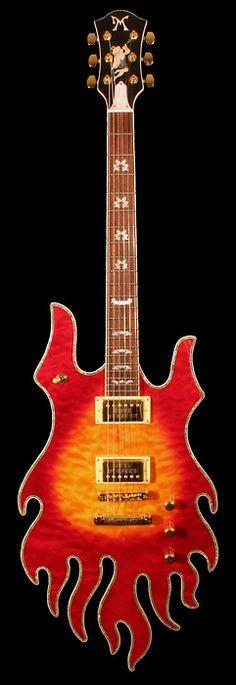 Minarik Inferno Guitar.