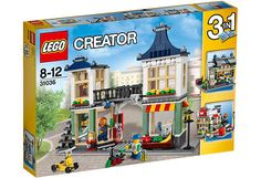 Compare prices on LEGO Creator Set Toy and Grocery Shop from top online retailers. Save money on your favorite LEGO figures, accessories, and sets. Lego Creator Sets, The Creator, Toys R Us, Kids Toys, Shop Lego, All Lego, Christmas Toys, Christmas 2015, Christmas Ideas