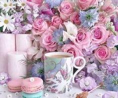 Flower Bouqet, My Flower, Pink Flowers, Rose Images, Flower Images, Beautiful Flower Arrangements, Beautiful Flowers, Beautiful Pictures, Friends Wallpaper
