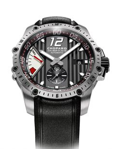 Chopard Superfast Power Control stainless-steel pre #Baselword2013
