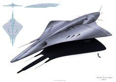 Space- Cruiser by MackSztaba.deviantart.com on @DeviantArt