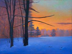 Mikel Wintermantel, Copley Master - Luminous Landscape Paintings