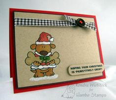 Kraft-y Christmas by kendra - Cards and Paper Crafts at Splitcoaststampers