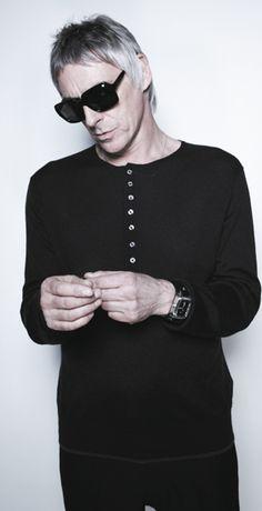 Watch The Modfather Paul Weller in concert  on www.moshcam.com