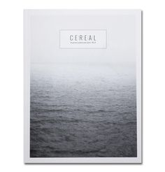 Cereal Issue Nº2. £10.