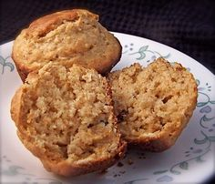 Sourdough Oatmeal Raisin Muffins ~ {These muffins are moist and delicious, even when a few days old. They are quick and easy to make when you want to revitalize your sourdough starter but don't have time to make bread. Adapted from The Sourdough Cookbook by Rita Davenport which is out of print}