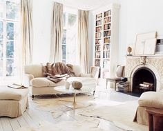 An All (or Mostly) White Interior: 5 Ways to Make It Work