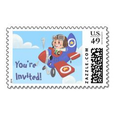 >>>The best place          	You're Invited - Cute Kid Pilot and Plane Postage Stamps           	You're Invited - Cute Kid Pilot and Plane Postage Stamps We have the best promotion for you and if you are interested in the related item or need more information reviews from the x customer w...Cleck Hot Deals >>> http://www.zazzle.com/youre_invited_cute_kid_pilot_and_plane_postage-172104585804023449?rf=238627982471231924&zbar=1&tc=terrest