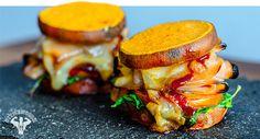 Bodybuilding.com - Healthy Recipes: 5 Breadless Sandwiches  Ditch the carbs. Make them gainz!