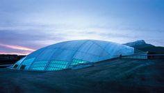 City of Jaca Hockey Arena / Coll-Barreu Arquitectos #architecture ☮k☮