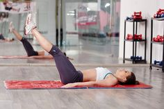 Want Seriously Sculpted Abs? Try This Pilates Roll-Up Move 6 Pack Abs Workout, Abs Workout Routines, Gym Routine, Abs Workout For Women, Workout Regimen, Workout Videos, Short Workouts, Fun Workouts, Best Lower Ab Exercises