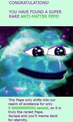 May your memes be forever dank. http://ibeebz.com