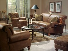 Flexsteel Furniture: Sofas: South HamptonSofa (7745-31)