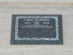"Larry ""Bozo The Clown"" Harmon (1925 - 2008) Entertainer. Larry Harmon portrayed 'Bozo the Clown' for more than fifty years. He bought the rights to Bozo"