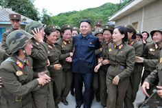 'Prepare For All-Out War': Kim Jong Un | War and Conflict