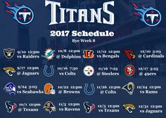 Tennessee Titans 2017 Schedule Wallpaper Download http://www.nashvillesportsnews.com/football/tennessee-titans-2017-schedule/ …