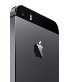 Oprava zadního krytu telefonu Apple iPhone 5s space grey