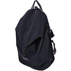 ADIDAS BY STELLA MCCARTNEY Oversize Studio Backpack (2.537.850 IDR) ❤ liked  on 0f6fa56413d81