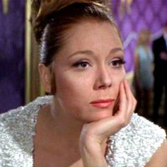 Matt liked Tracy from On Her Majesty's Secret Service because she was so important to Bond.