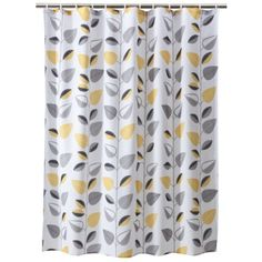 Shower curtain...I wonder if I could turn this into a regular curtain?