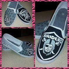 Raiders Shoes