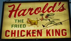 harold's chicken | ... why harold s chicken the chickens seem sane enough here but harold is