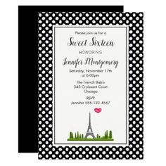 Bridal Shower Fiesta Invitation Wedding Invitations Cards Custom - Birthday invitation cards in french