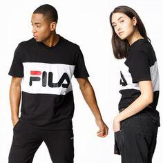 T-Shirt - Day Black/Bright White/Black