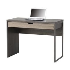 Shop for Homestar 1-drawer Reclaimed Wood Laptop Desk. Get free shipping at Overstock.com - Your Online Furniture Outlet Store! Get 5% in rewards with Club O!