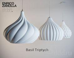 """PROFI"" Basil Triptych 3dsMax 2011 + fbx (Vray) : Люстры : Файлы : 3D модели, уроки, текстуры, 3d max, Vray"