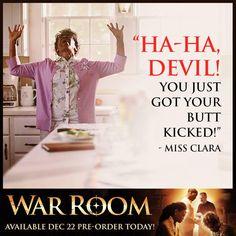 via War Room movie - Trendswoman Prayer Closet, Prayer Room, Christian Movies, Christian Quotes, He Is Lord, Prayer Warrior, Spiritual Warfare, God First, Godly Woman