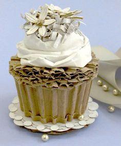 gâteaux en carton!  carton recyclé