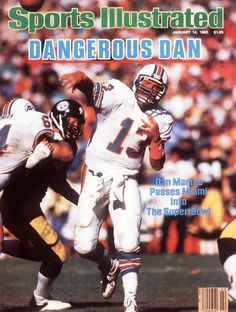 Dan Marino 1985