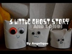 Funny GHOST Counting rhyme and song -young kids Fall Preschool Activities, Halloween Activities, Kid Halloween, Preschool Crafts, Counting Rhymes, Friend Crafts, Kids Daycare, Rhymes For Kids, Classroom Inspiration