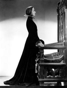 Greta Garbo as Queen Christina (Rouben Mamoulian, 1933) via vintageanddarkbeholder
