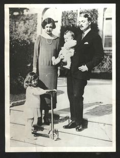 Princess Charlotte of Monaco with her husband Prince Pierre, Duke of Valentinois, and their children Antoinette and Rainier. Description from indulgy.com. I searched for this on bing.com/images