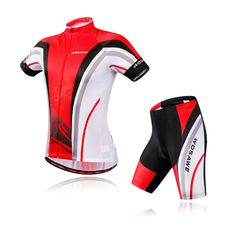 2017 pro team cycling sets men summer breathable cycling clothing short sleeve jersey sets with Gel Padded shorts Ropa Ciclismo #Affiliate
