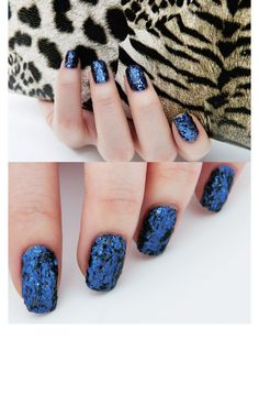 BLING out your nails with these 3CE Glitter Nail Lacquers! Hurry and get one @eyecandys! #eyecandys #nailart