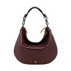 Mulberry - Pembridge Hobo in Oxblood Soft Tan Leather