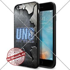 WADE CASE University of North Carolina Logo NCAA Cool Apple iPhone6 6S Case #1387 Black Smartphone Case Cover Collector TPU Rubber [Iron] WADE CASE http://www.amazon.com/dp/B017KVO2P0/ref=cm_sw_r_pi_dp_PvLpwb0JSK1YJ