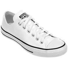 tênis converse all star ct as platform ox branco